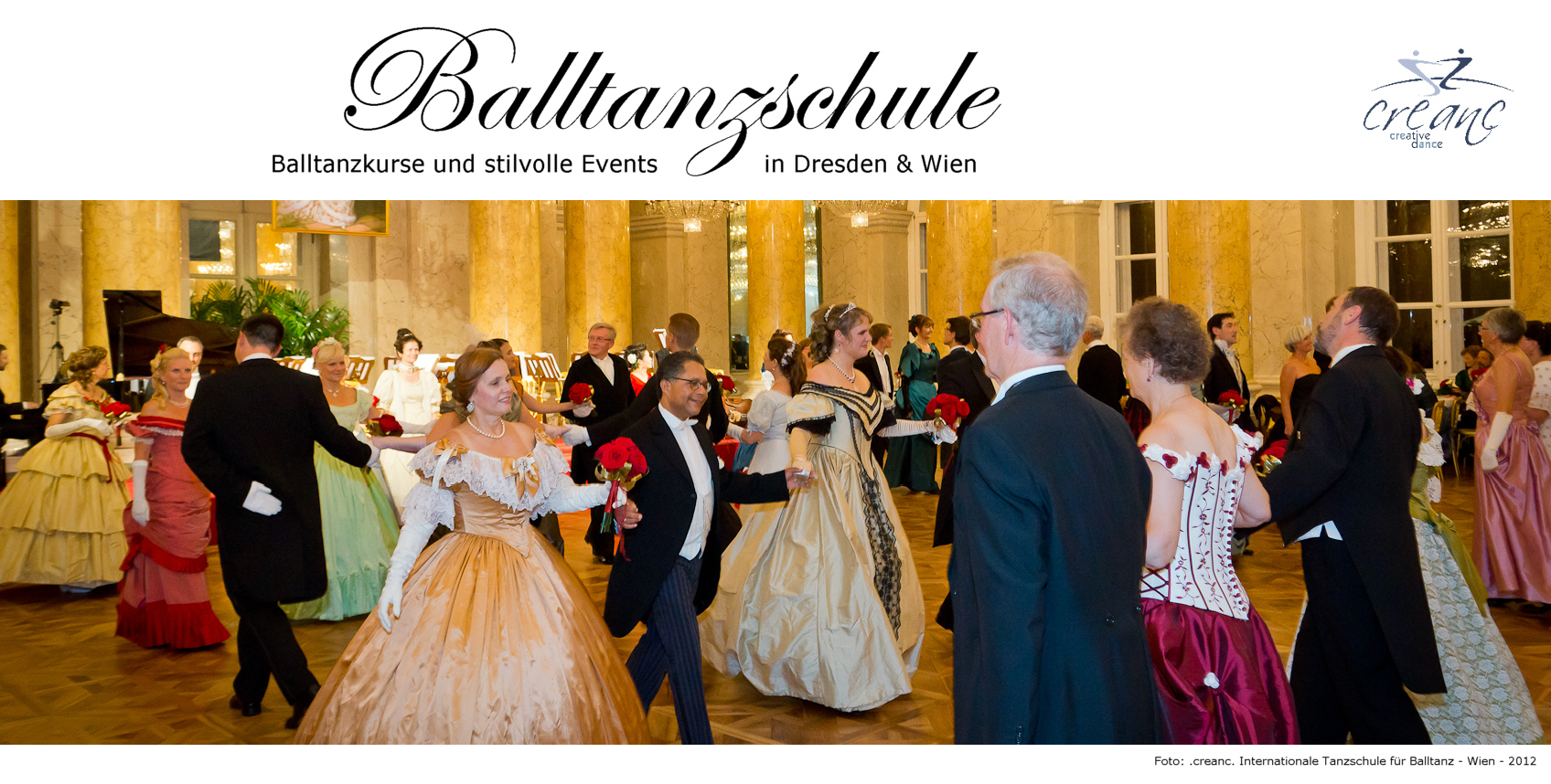 Balltanzschule Dresden