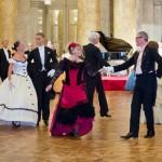 creanc Balltanz Tanzschule Dresden - Grand Ball Wien 2012