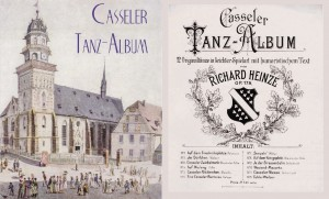 Noten: pan-Verlag 1108, Herausgeber der Noten: Freunde des Stadtmuseums Kassel e.V. | Choreograf: Sylvia Hartung, Balltanzschule Dresden (03-2017)