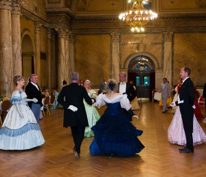 Grand Ball - International Dance Week 2010 - Marienbad